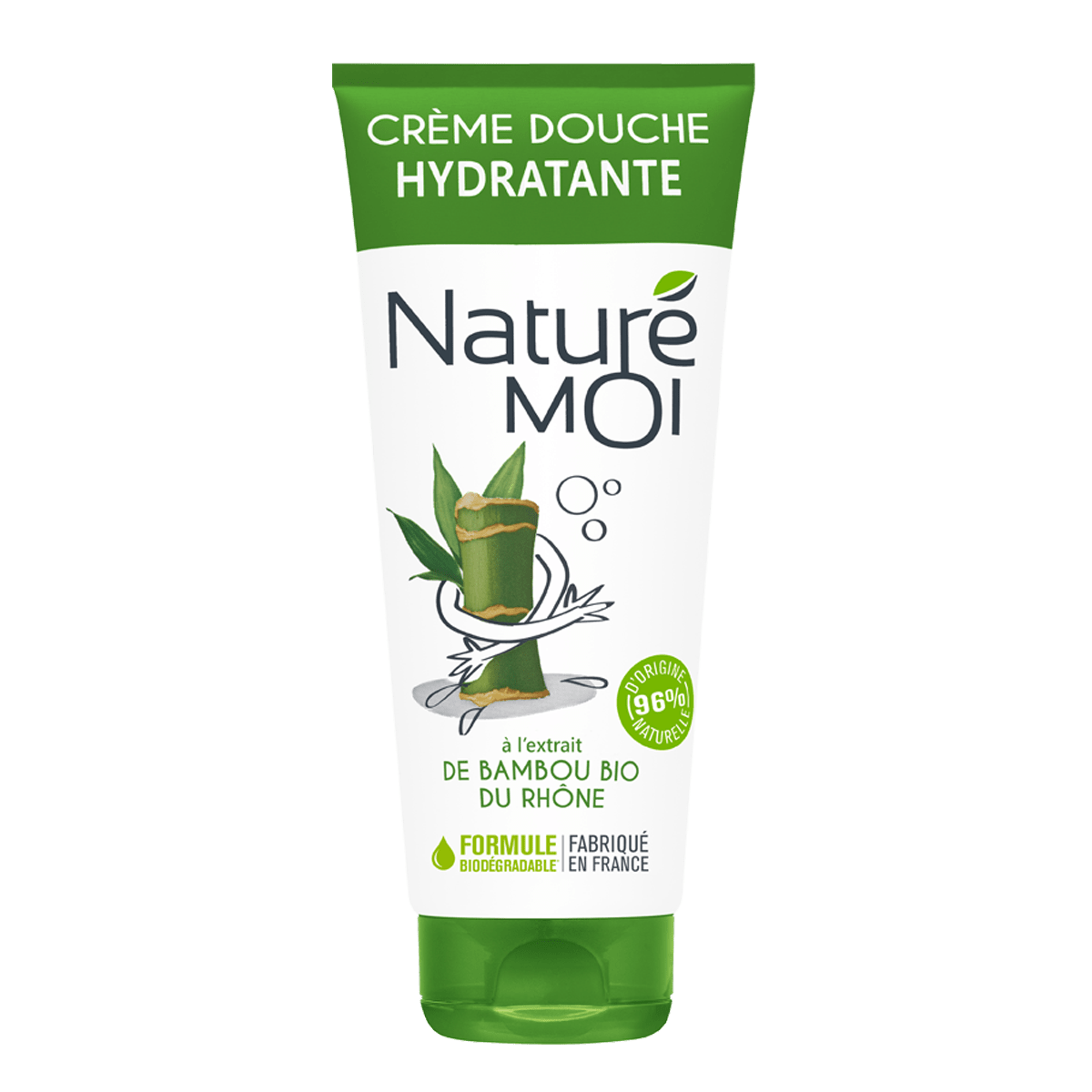 Image Crème Douche Hydratante au bambou BIO du Rhône