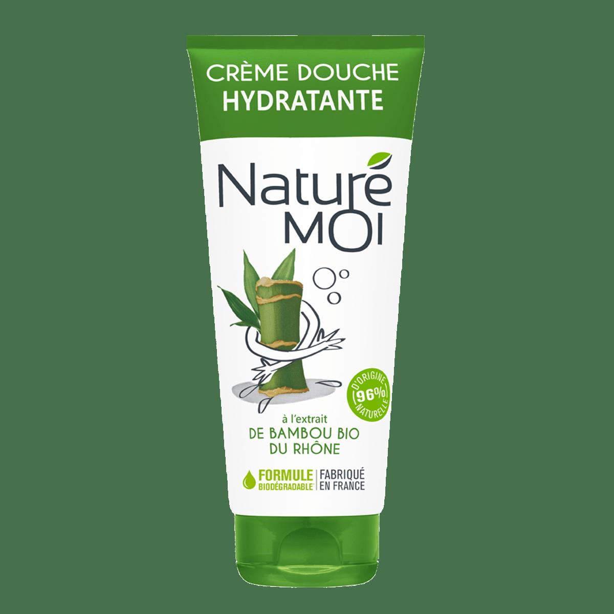 Crème Douche Hydratante au bambou BIO du Rhône