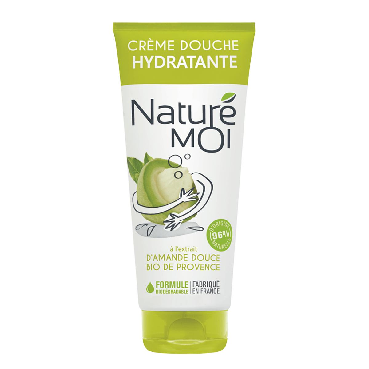 Image Crème Douche Hydratante à l'amande douce BIO de Provence