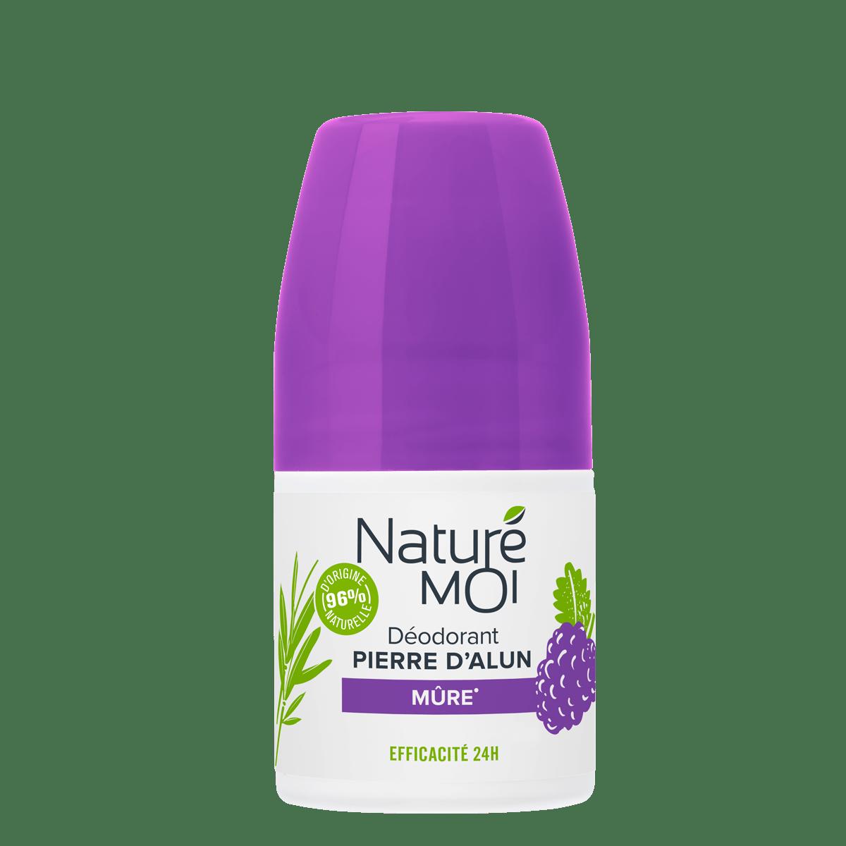 Déodorant Mûre