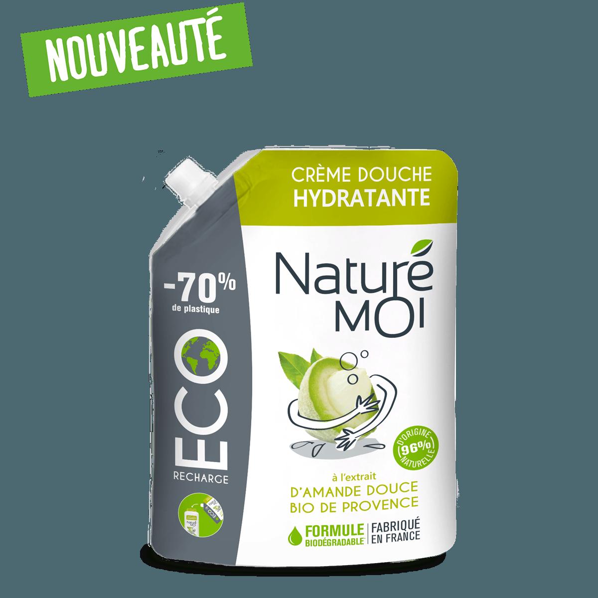 Crème Douche Hydratante à l'amande douce BIO de Provence
