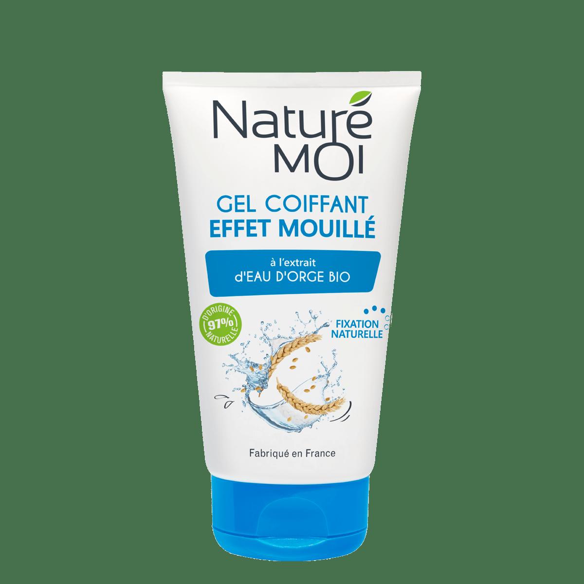 Gel Coiffant « Effet Mouillé »