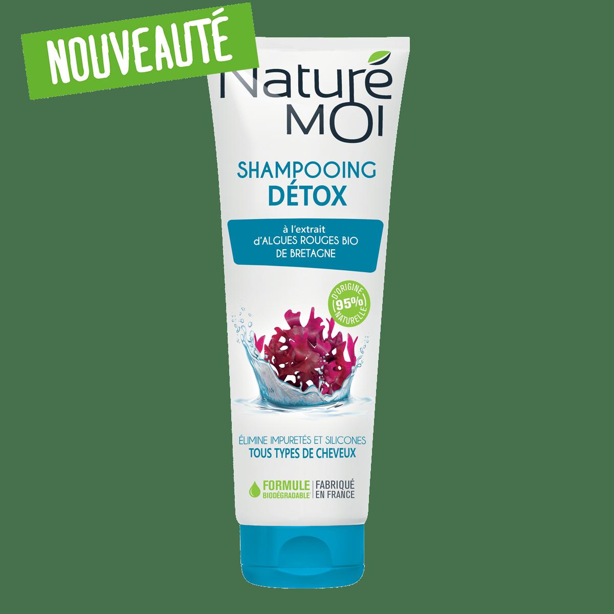 Shampooing Détox