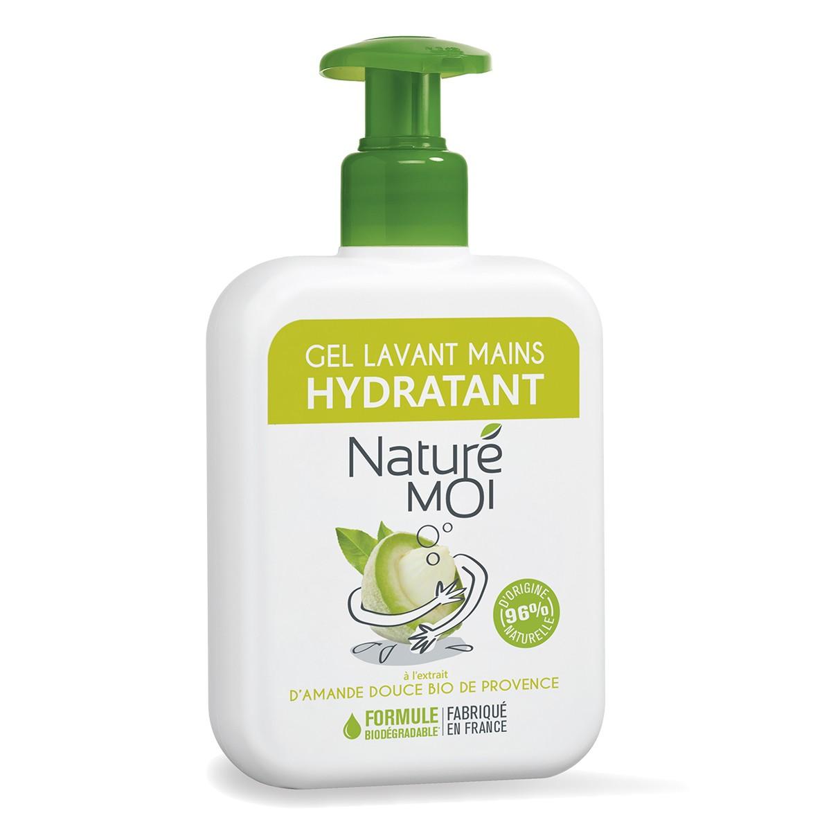 Gel Lavant Mains Hydratant à l'amande douce BIO de Provence